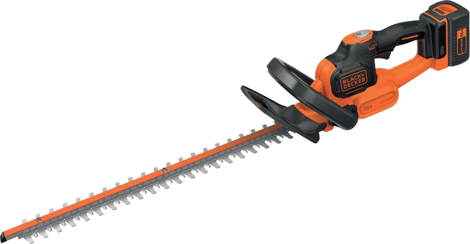 Кусторез Black & decker Gtc36552pc-qw