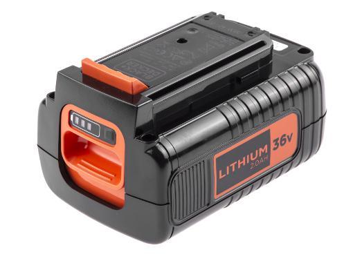 Аккумулятор BLACK & DECKER 36В 2Ач Li-Ion (BL20362-XJ)