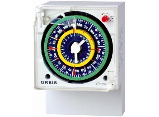 Реле времени ORBIS CRONO QRDD (OB050823)