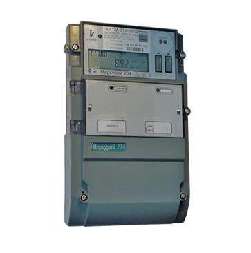 Счетчик электроэнергии ИНКОТЕКС 234 artm-01 poВ.l2