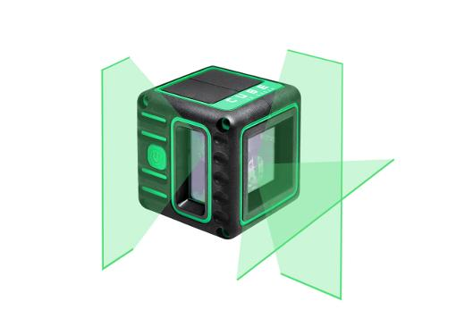 Уровень лазерный ADA Cube 3D Green Professional Edition (А00545)