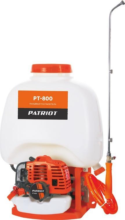 купить Опрыскиватель бензиновый Patriot Pt-800 по цене 9890 рублей