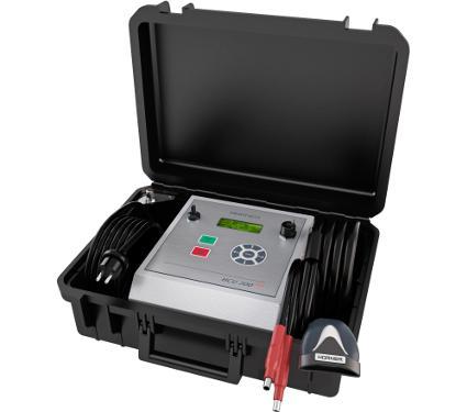 Аппарат для электромуфтовой сварки HURNER HCU 300 mini (200-230-138)