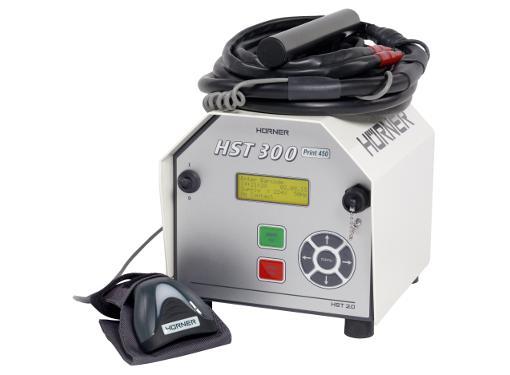 Аппарат для электромуфтовой сварки HURNER HST 300 Print 450 2.0 (200-230-092)