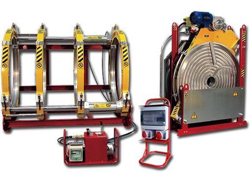 Аппарат для стыковой сварки OMISA SP1200