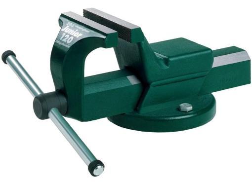Тиски слесарные RIDGID Junior 140 10809, 140 мм с наковальней