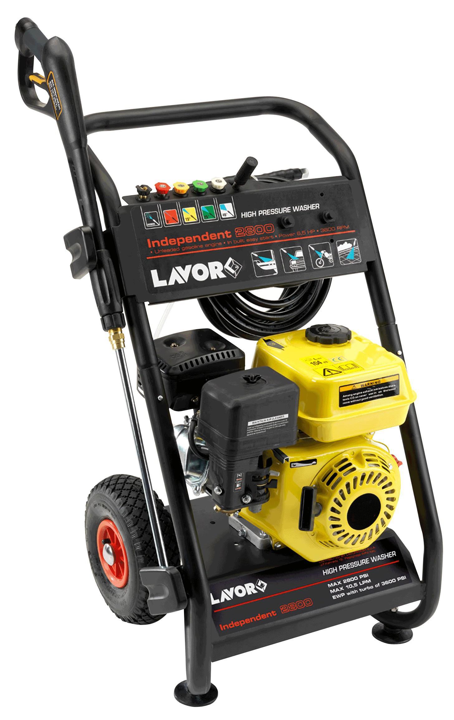 Бензиновая минимойка Lavor Wash independent 2800