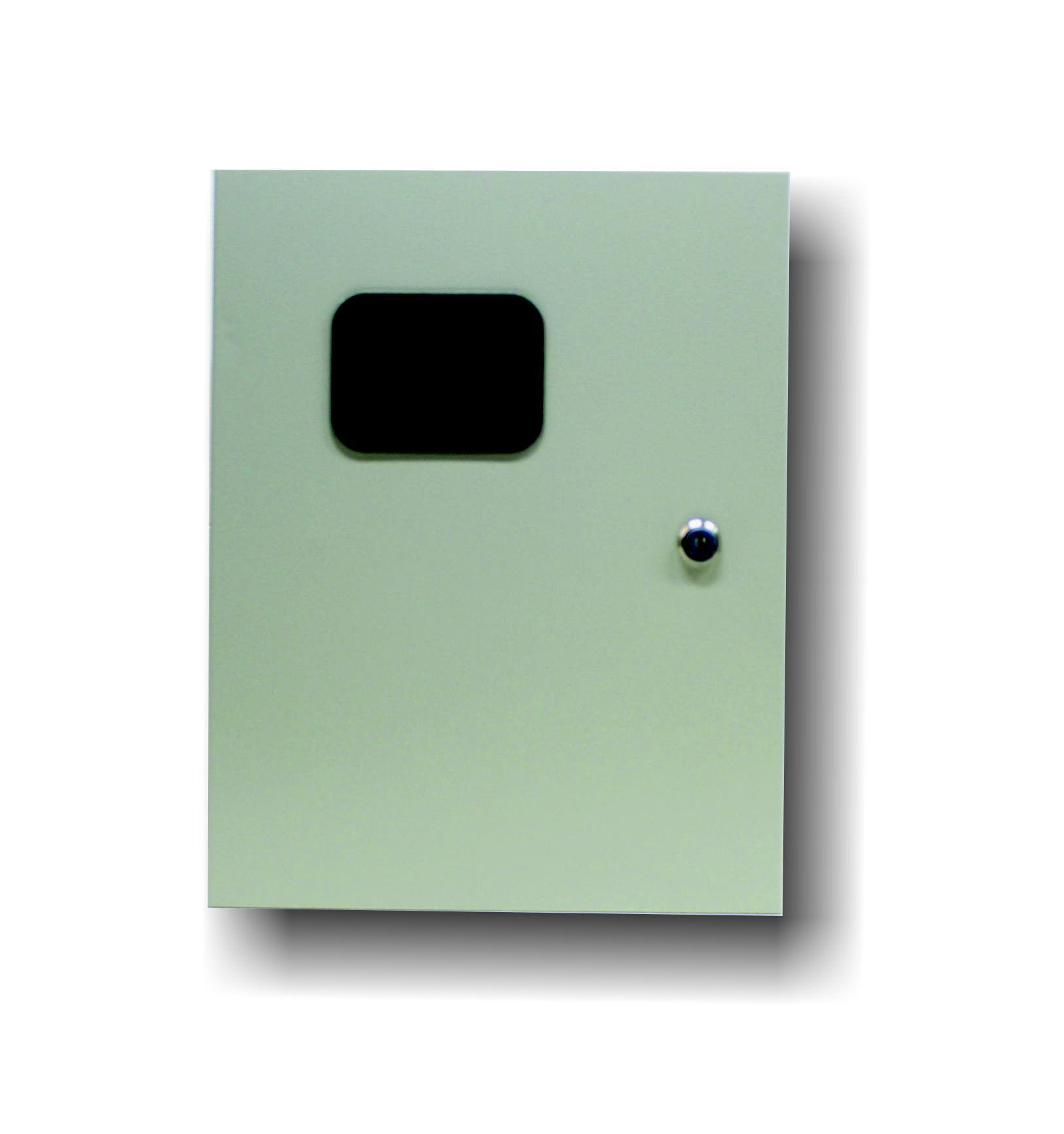 Корпус ЭЛЕКТРОСТАНДАРТ ЩУРн-3/12 щиток навесной щурн для 12 модулей и под 1ф счетчик металлический ip31
