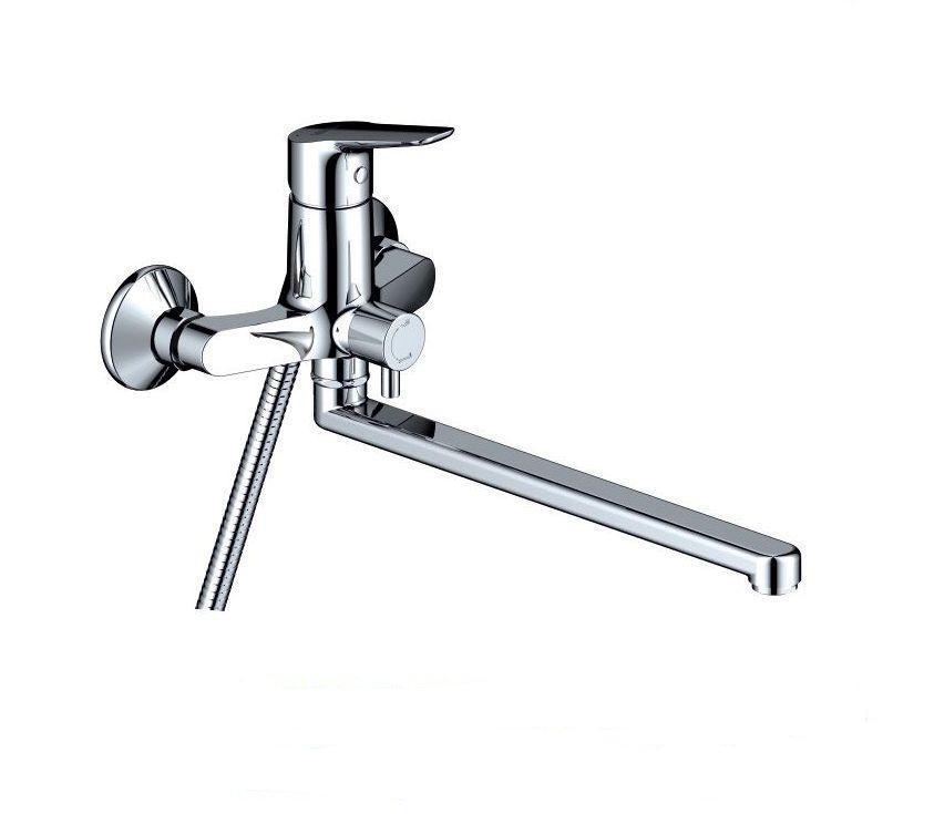 Купить со скидкой Смеситель для ванны Wasserkraft Oste 51202l