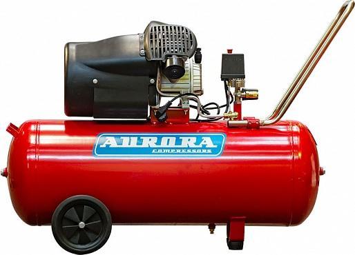 Компрессор Aurora Gale-100 воздушный компрессор aurora gale 50