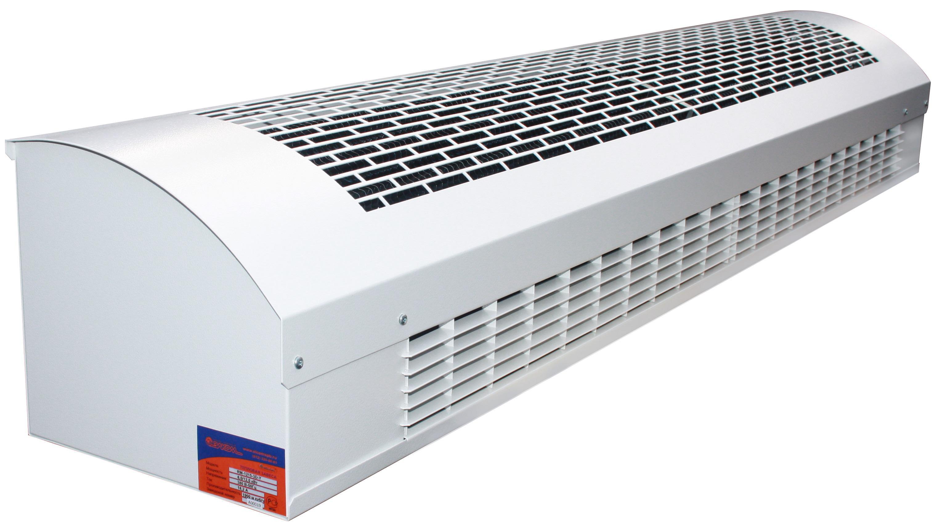 Тепловая завеса Hintek Rm-1215-3d-y (380)