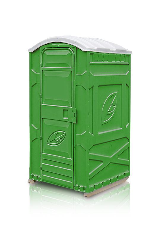 Туалетная кабина ЭКОЛАЙТ Дачник П0000017445Зел цены онлайн