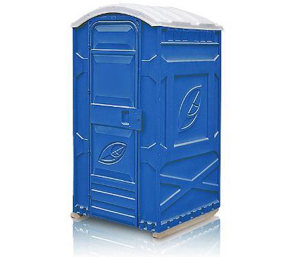 Туалетная кабина ЭКОЛАЙТ Дачник П0000017445Син