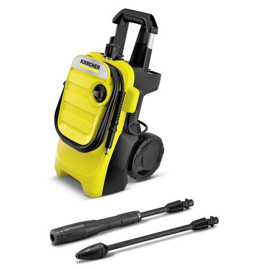 Мойка высокого давления Karcher K 4 compact 1.637-500.0 цена