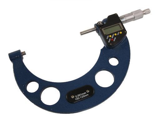 Микрометр GRIFF D124019