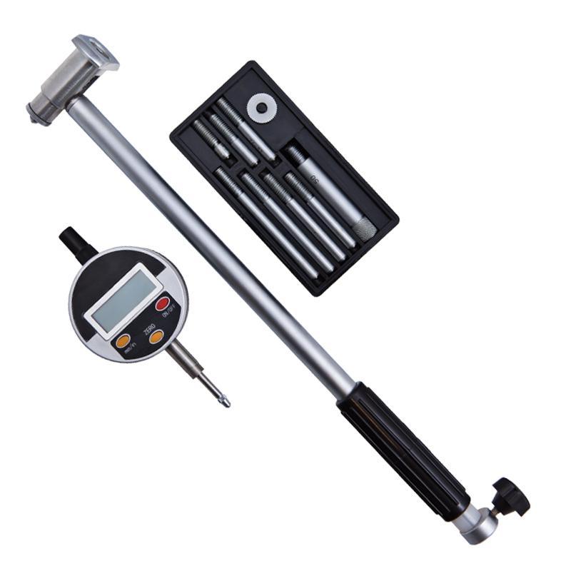 Нутромер Griff цифровой НИЦ100-160 0,001 (пр-во guilin measuring) d130027