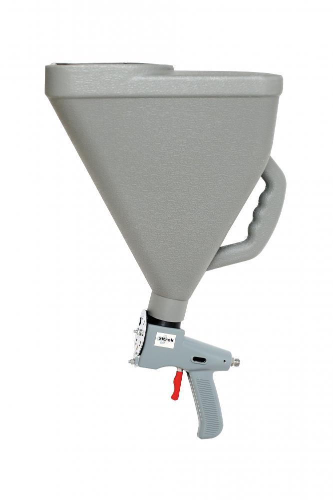 Краскопульт пневматический Zitrek 018-2483 краскопульт пневматический gav 2200 eco 1 8 бс 24547