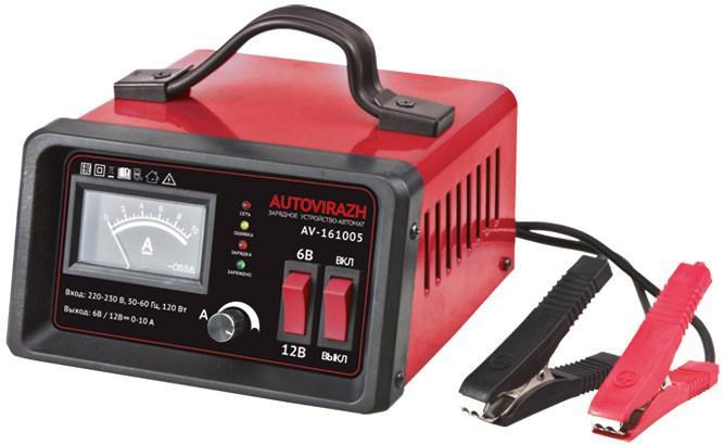 Зарядное устройство Autovirazh Av-161005 пистоны sohni wicke 100 зарядные