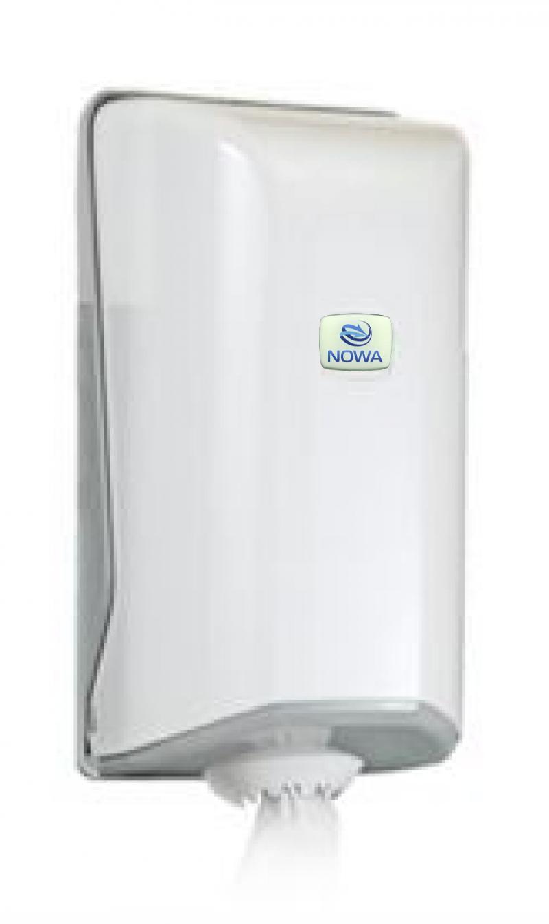 Диспенсер Nowa Sg1 диспенсер для полотенец tork система h2 elevation mini interfold белый 552100