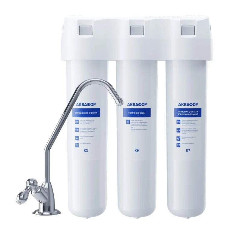 Фильтр АКВАФОР Кристалл Н И5963 автомат питьевой воды аквафор dwm 70