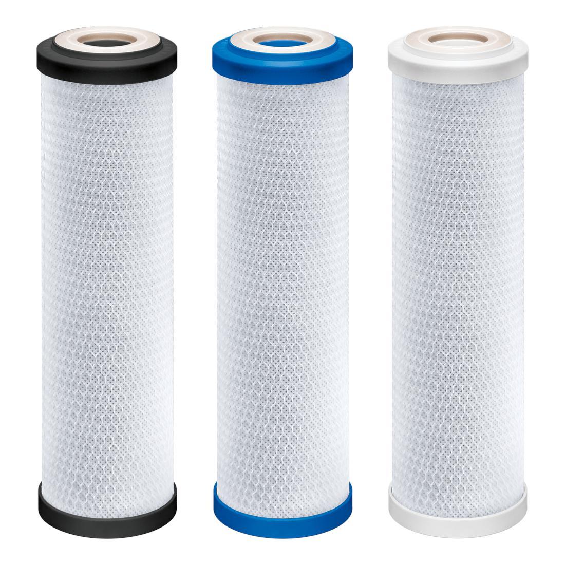 Комплект АКВАФОР В510-03-02-07 И6456 комплектующие для фильтров kristalfilter slim 10 cp угп 10