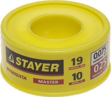 Фум лента STAYER 12360-19-025