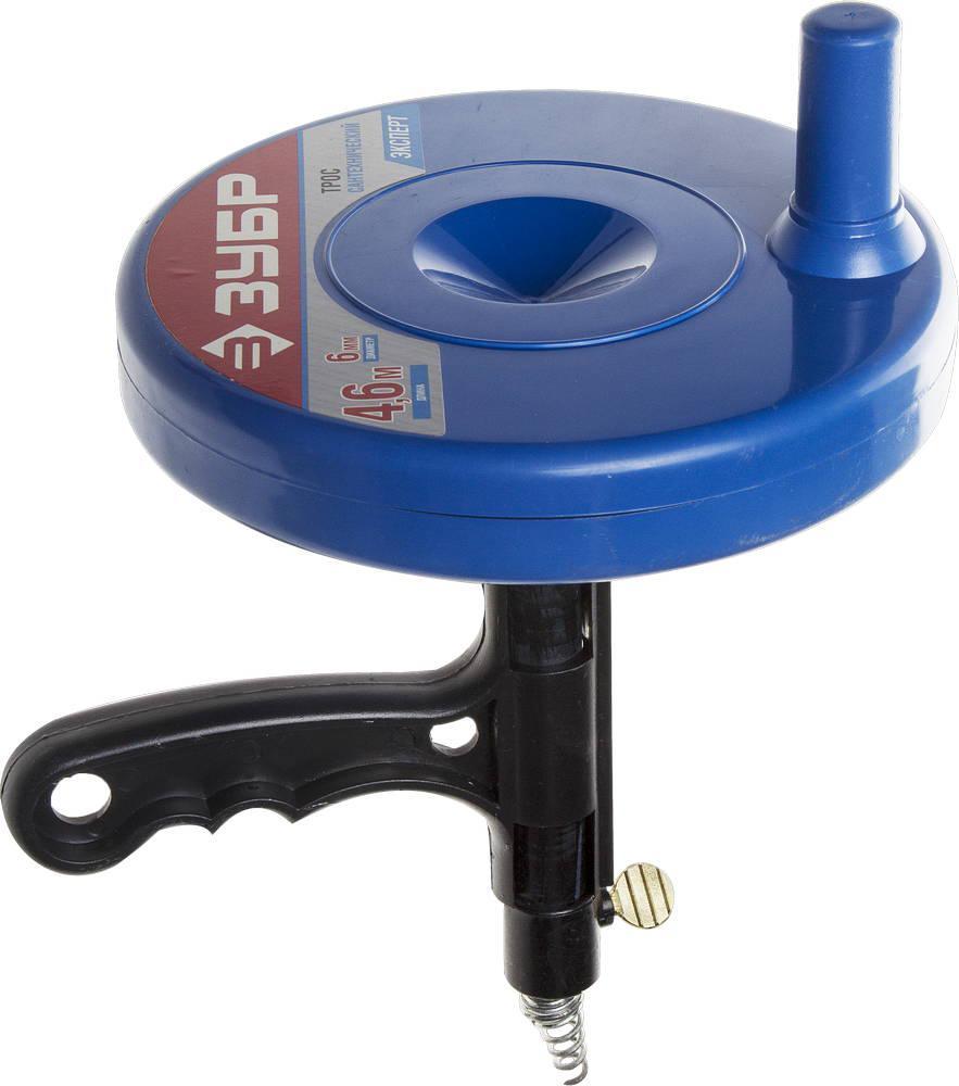 Трос для прочистки ЗУБР 51907-05