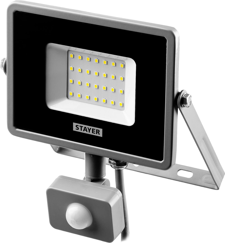 Прожектор светодиодный Stayer Profi 57133-30