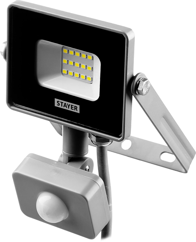 Прожектор светодиодный Stayer Profi 57133-10