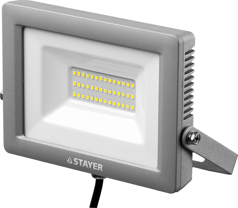 Прожектор светодиодный Stayer Profi 57131-30