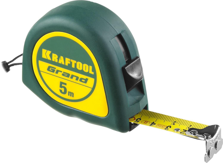 Рулетка Kraftool Grand 34022-05-19