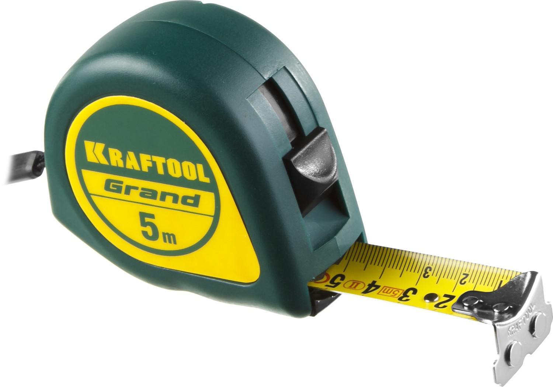 Рулетка Kraftool Grand 34022-05-25