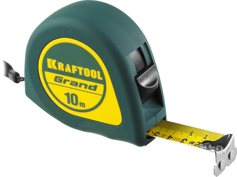 Рулетка Kraftool Grand 34022-10-25