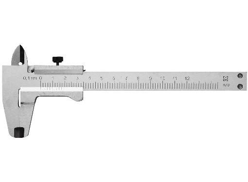 Штангенциркуль ЗУБР 3445-125