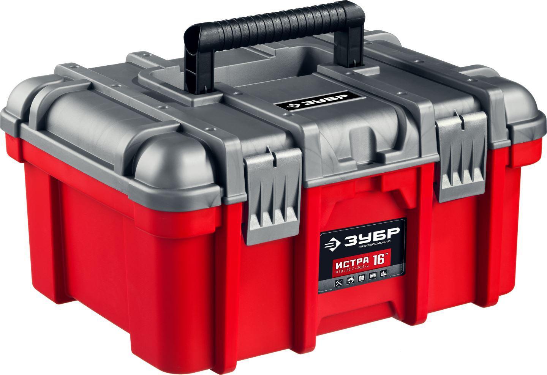 Ящик ЗУБР Профессионал 38132-16 z01 ИСТРА-16 ящик для инструментов зубр 16 эксперт 38132 16