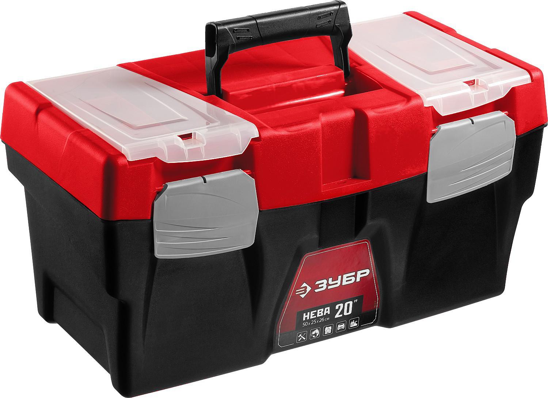Ящик ЗУБР 38323-20 НЕВА-20 ящик для инструментов зубр волга 20 38034 20