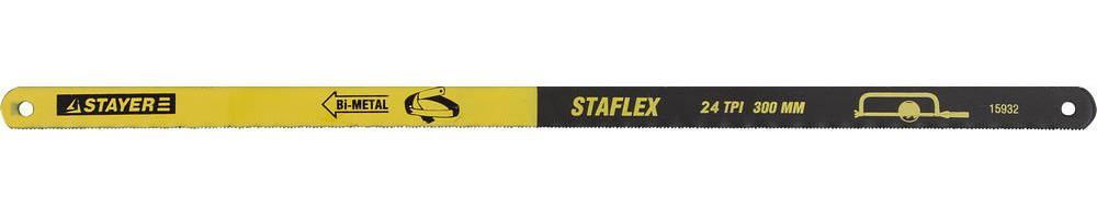 Полотно для ручной ножовки Stayer 15932-s10 profi stayer-flex