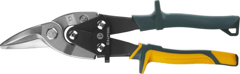 Ножницы по металлу Kraftool 2328-r alligator ножницы по металлу kraftool alligator 260мм 2328 l