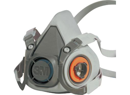 Полумаска 3М 6100