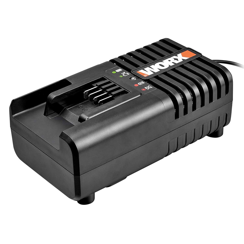 Фото - Зарядное устройство Worx Wa3860 зарядное