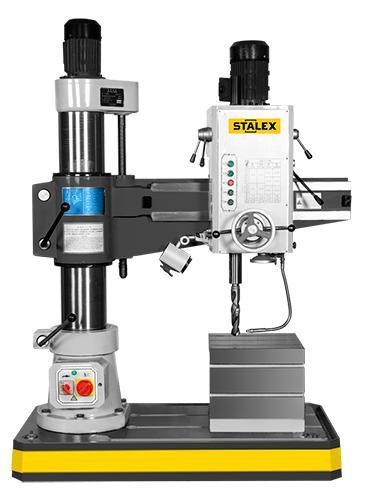 Станок радиально-сверлильный Stalex Srd-4008 сабвуфер supra srd 304a
