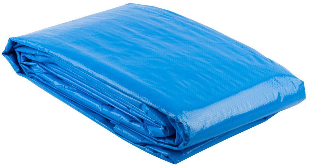 Тент-полотно ЗУБР ЭКСПЕРТ 12552-06-08 материал укрывной зубр эксперт универсальный водонепроницаемый 8 х 12 м