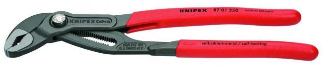 Клещи Knipex 8701250 Кобра  универсальные переставные клещи knipex кобра kn 8701250