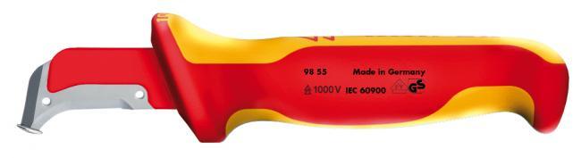 Фото #1: Нож строительный Knipex 9855