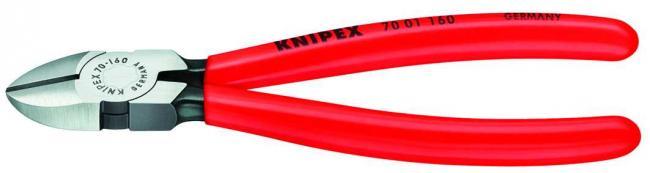 Кусачки Knipex 7001160 кусачки irwin диагональные