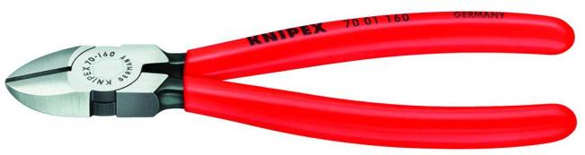 Кусачки Knipex 7001160 кусачки усиленные truper 254 мм