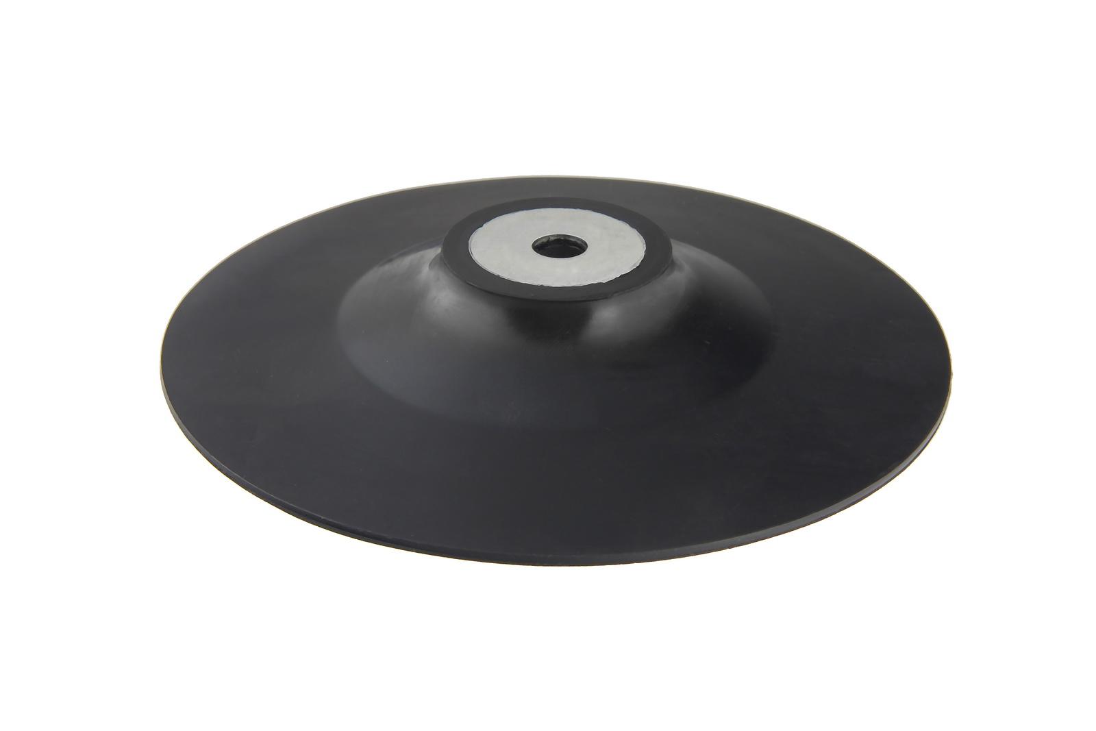 Тарелка опорная Hammer 227-003 pd pd d6 rb 125 мм опорная тарелка multihole 125 мм мягкая bosch 2608601333