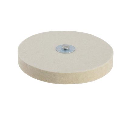 Купить Круг полировальный HAMMER 227-022 PD d6 FL 150 x 16 мм, оснастка для полирования