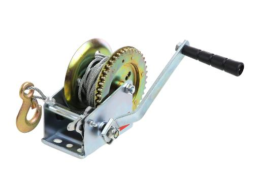 Лебедка механическая SKRAB 26450 Лебедка катушка