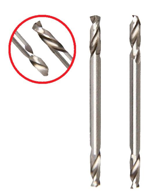 Сверло по металлу Hammer Dr mt 2,5мм*51мм (2шт.) сверло по металлу hammer dr mt 4 0мм 75мм